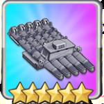 【アズレン】虹磁気魚雷は威力は低くけど火力は高いから雷装補正が高いキャラに装備させる方がいいってことかな